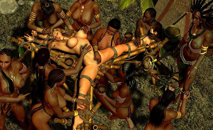 острова читать порно